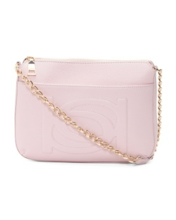 Cross body purses are the perfect on-the-go bag with little fuss. This Bebe bag comes in 2 colors and for $24.99 at TJ Maxx, I might get BOTH :)